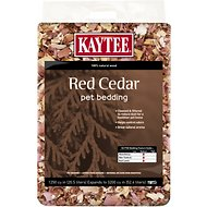 Kaytee Red Cedar Pet Bedding, 52.4 L