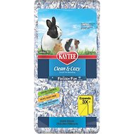 Kaytee Clean & Cozy Small Animal Bedding, Frozen Fun, 24.6-L