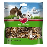 Kaytee Fiesta Pop-A-Rounds Treat Small Animal Treat, 2.0-oz bag