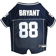 Pets First Dez Bryant Mesh Dog & Cat Jersey, X-Small