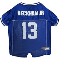Pets First Odell Beckham Jr. Mesh Dog & Cat Jersey, Small
