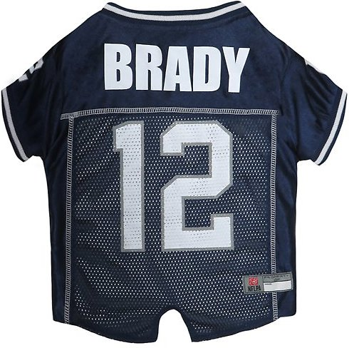 135351d0719e Pets First Tom Brady Mesh Dog   Cat Jersey