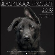 The Black Dogs Project 2018 Wall Calendar