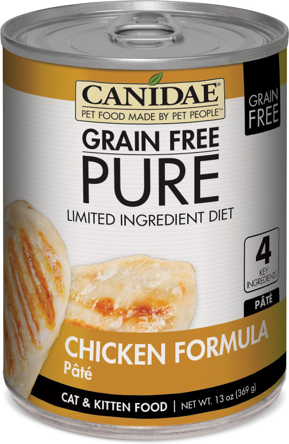 Limited Ingredient Grain Free Canned Dog Food