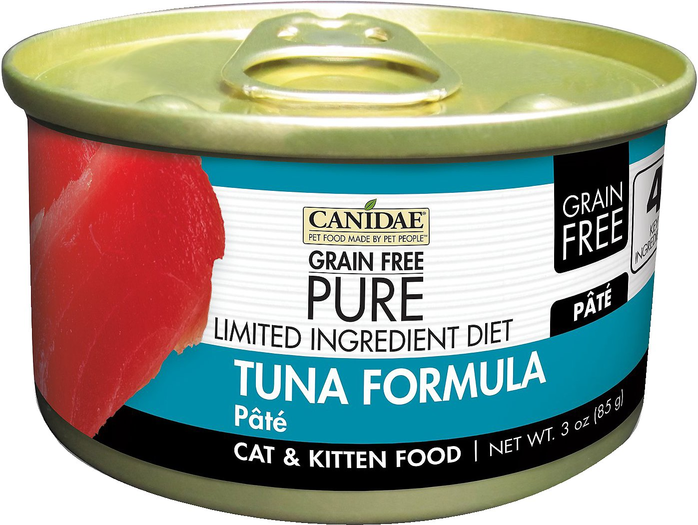 Canidae Pure Cat Food Reviews
