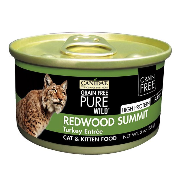 Canidae Wet Cat Food Reviews