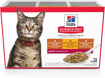 diet cat food chewy