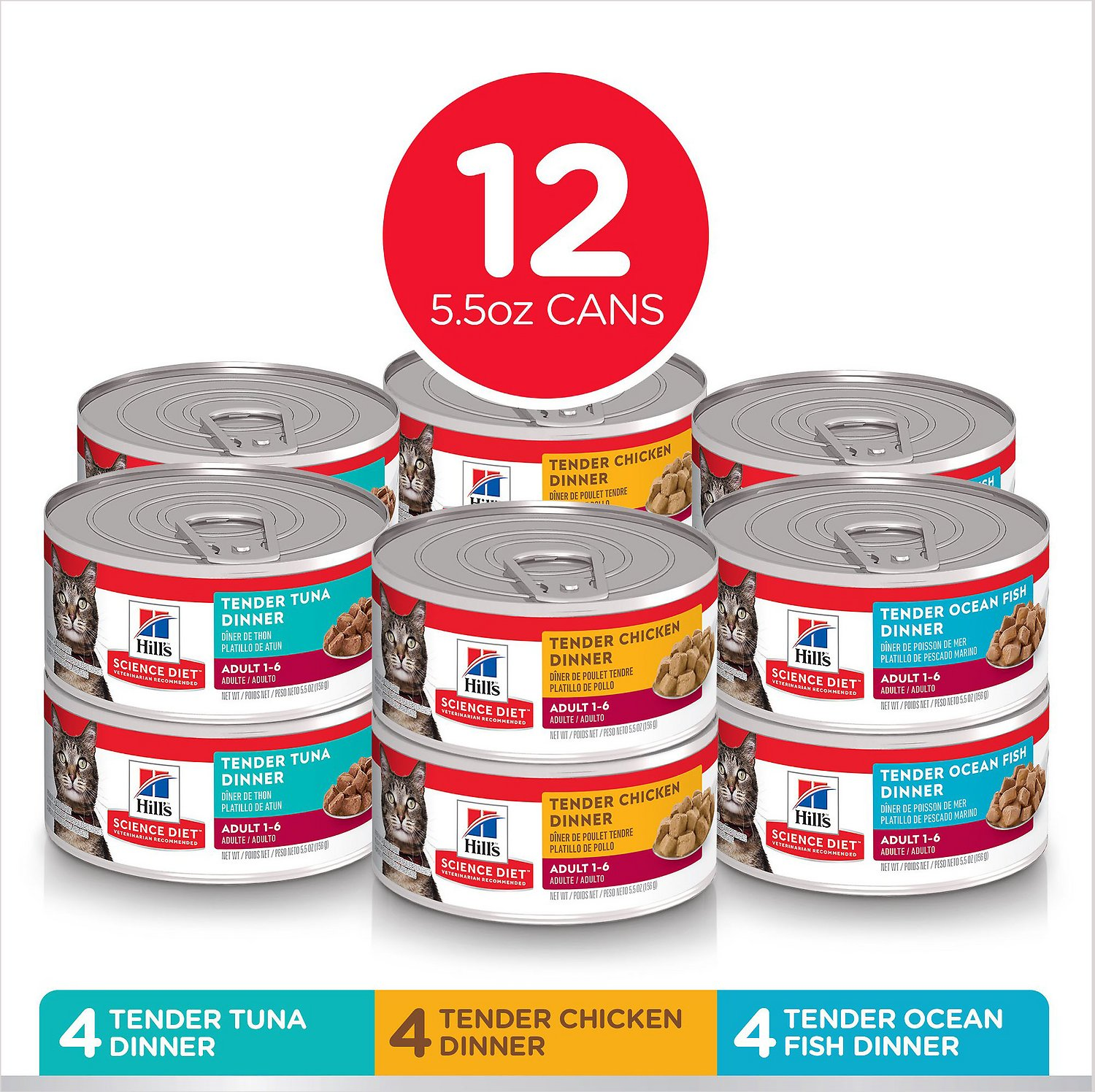 Urinary Cd Cat Food Calories
