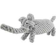 Jax and Bones Coco The Elephant Rope Dog Toy, Jumbo