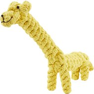 Jax and Bones Jerry The Giraffe Rope Dog Toy, Jumbo