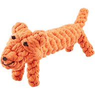 Jax and Bones Lucky The Dog Rope Toy, Large
