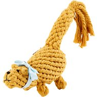 Jax and Bones Boomer The Squirrel Dog Toy, Large