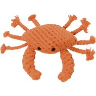 Jax and Bones Kramer the Crab Rope Dog Toy, Small