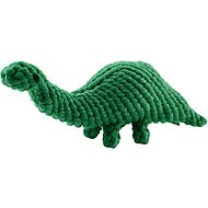 Jax and Bones Brent the Brontosaurus Rope Dog Toy, Large