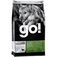 Go! Sensitivity + Shine Limited Ingredient Diet Turkey Recipe Dry Dog Food, 6-lb bag
