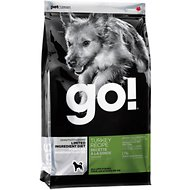 Go! Sensitivity + Shine Limited Ingredient Diet Turkey Recipe Dry Dog Food, 25-lb bag