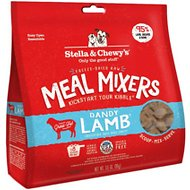 Stella & Chewy's Freeze-Dried Dandy Lamb Meal Mixers Dog Food Topper, 3.5-oz bag