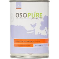 Artemis Osopure Grain-Free Chicken in Gravy Canned Dog Food, 12-oz, case of 12