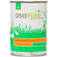 Artemis Osopure Grain-Free Duck in Gravy Canned Dog Food, 12-oz, case of 12