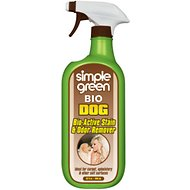 Simple Green Bio Dog Stain & Odor Remover, 32-oz bottle