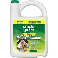 Simple Green Outdoor Dog & Cat Odor Eliminator, 1-gal jug