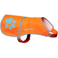 SafetyPUP XD Reflective Dog Vest, Orange, Large
