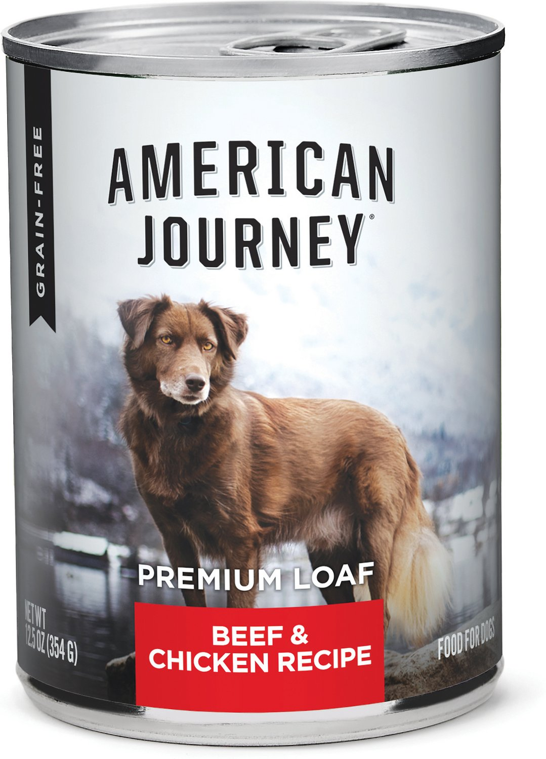 American Journey Canned Dog-Food