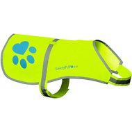 SafetyPUP XD Urban Reflective Dog Vest, Yellow, Large