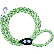 SafetyPUP XD Reflective Rope Dog Leash, 4 feet