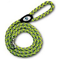 SafetyPUP XD Reflective Rope Dog Leash, 6-ft