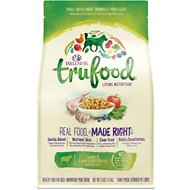 Wellness TruFood Baked Nuggets Adult Recipe Lamb & Lamb Liver Grain-Free Dry Dog Food, 3-lb bag
