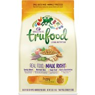 Wellness TruFood Baked Nuggets Puppy Recipe Chicken & Chicken Liver Grain-Free Dry Dog Food, 3-lb bag