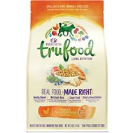 Wellness TruFood Baked Blends Adult Recipe with Chicken & Chicken Liver Grain-Free Dry Dog Food, 3-lb bag