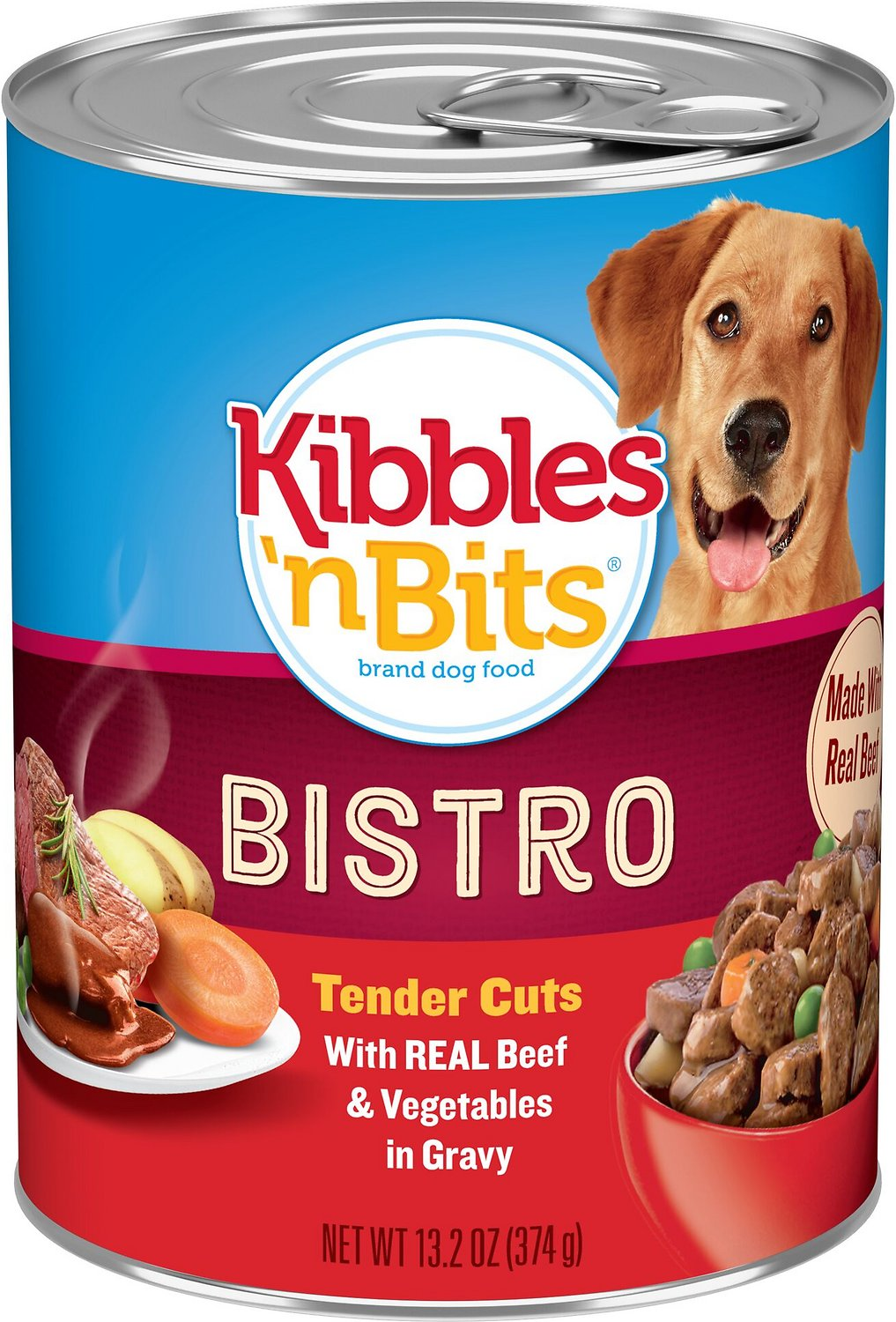 Kibbles And Bits Dog Food Review