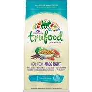 Wellness TruFood Baked Nuggets Adult Recipe Salmon & Turkey Liver Grain-Free Dry Dog Food, 18-lb bag