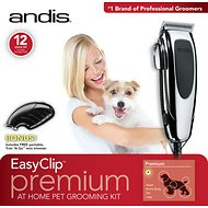 Andis EasyClip Premium At Home Dog & Cat Grooming Kit