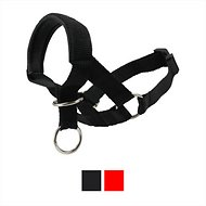 Dogs My Love Halter Dog Head Collar, Black, Large