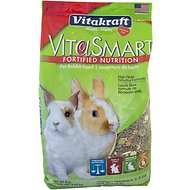 Vitakraft VitaSmart Pet Rabbit Food, 8-lb bag