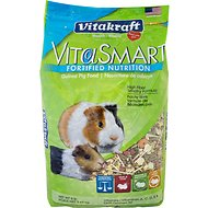 Vitakraft VitaSmart Guinea Pig Food, 8-lb bag