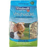 Vitakraft VitaNature Guinea Pig Food, 6-lb bag