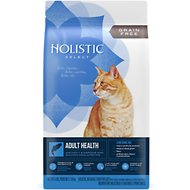 Holistic Select Adult Health Anchovy, Sardine & Salmon Meals Recipe Dry Cat Food, 5-lb bag