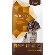 Holistic Select Adult Health Duck Meal  Recipe Dry Dog Food, 24-lb bag