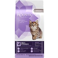 Holistic Select Adult & Kitten Health Chicken Meal Recipe Dry Cat Food, 2.5-lb bag
