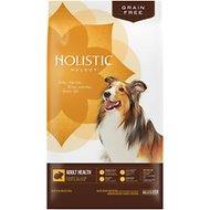 Holistic Select Adult Health Rabbit & Lamb Meals Grain Free Dry Dog Food, 24-lb bag