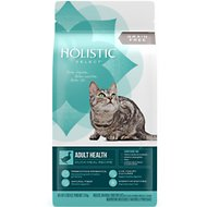 Holistic Select Adult Health Duck Meal Recipe Dry Cat Food, 2.5-lb bag