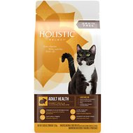 Holistic Select Adult Health Rabbit Meal & Chickpeas Grain Free Dry Cat Food, 2.5-lb bag