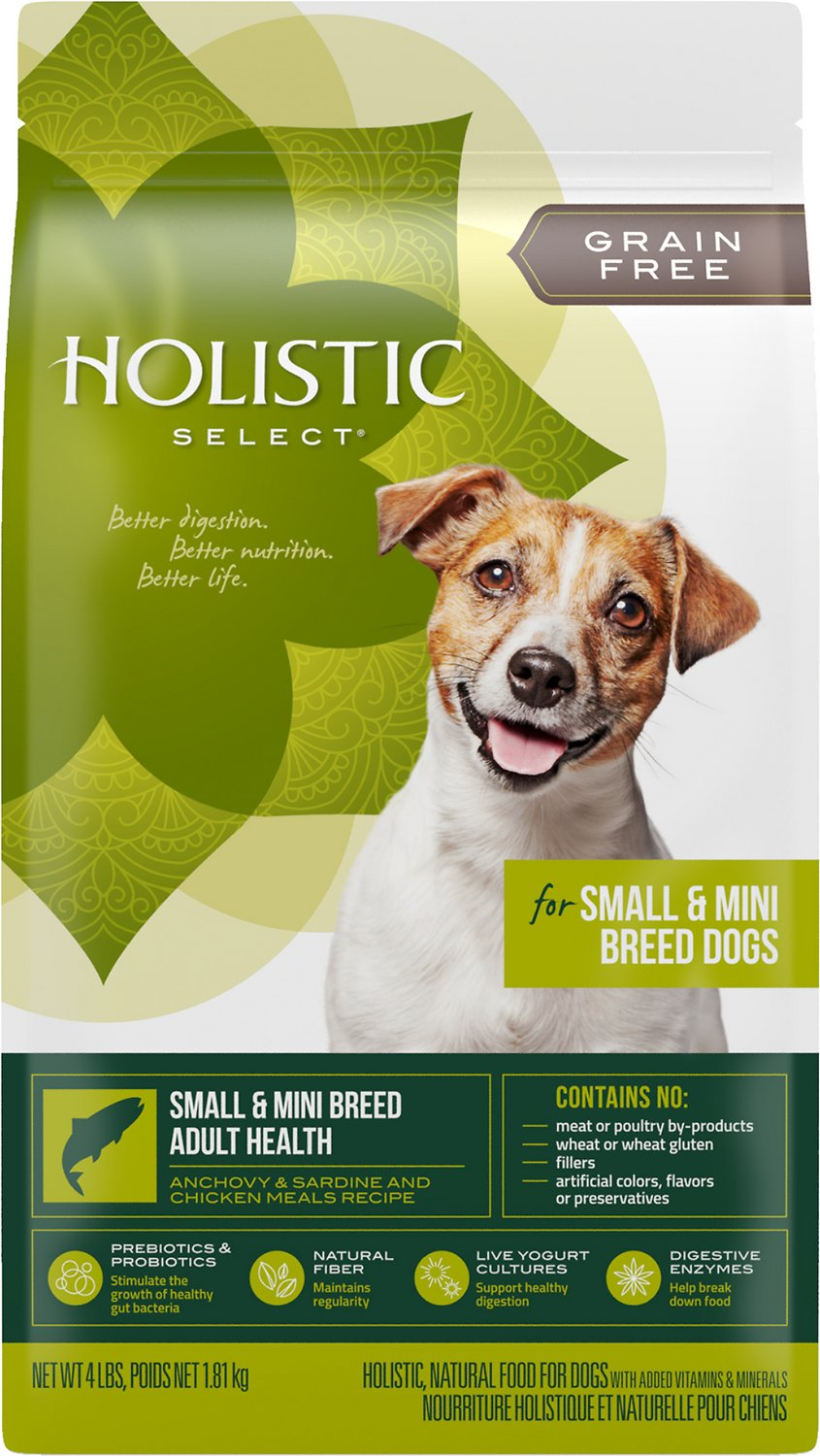 Holistic select small mini breed adult health anchovy sardine video forumfinder