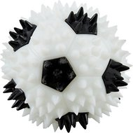 Gnawsome Squeaker Soccer Ball Dog Toy, Medium