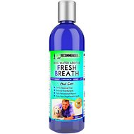 Vet Recommended Dog Breath Freshener Water Additive, 16-oz bottle
