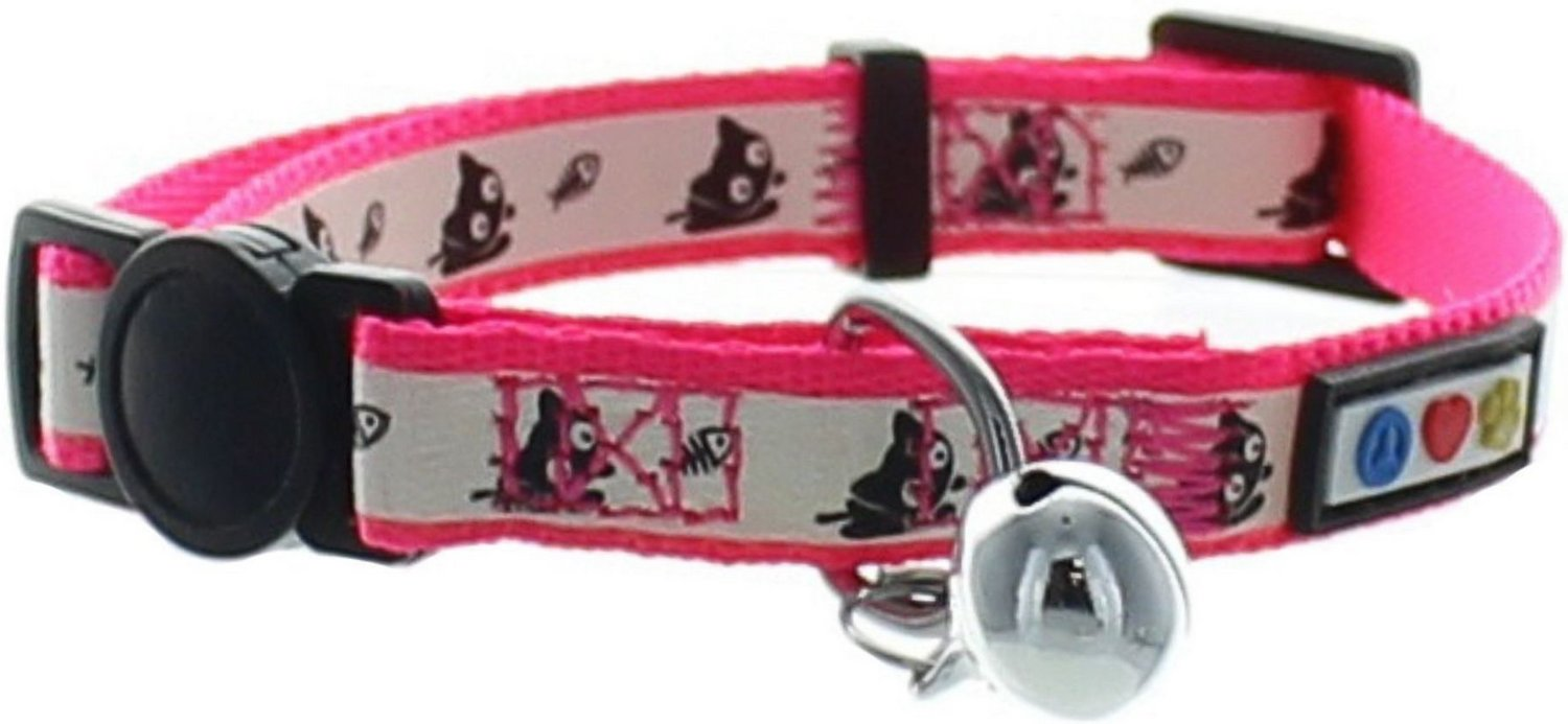 Here Kitty Kitty Dog Collars